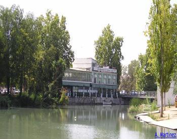 Fotos im genes paisajes fotograf as de aranjuez madrid for Restaurante jardin del principe en aranjuez