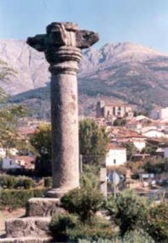 Fotos im genes paisajes fotograf as de san esteban del valle vila - Casa rural san esteban del valle ...