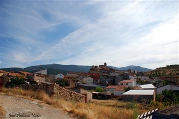 Fotos im genes paisajes fotograf as de sediles zaragoza - Casa rural huermeda ...