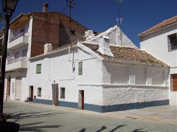 Fotos im genes paisajes fotograf as de belicena granada - Casas tipicas andaluzas ...